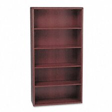 10705 Series Bookcase, 5 Shelves
