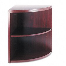 "11500 Series End Cap 29.5"" Bookcase"