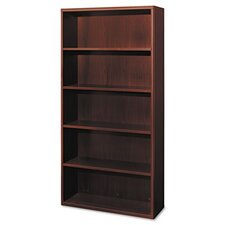 Attune 5 Shelf Bookcase