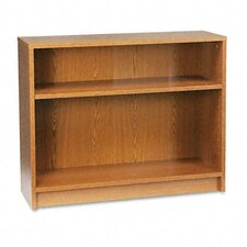 1870 Series Bookcase, 2 Shelves, 36W X 11-1/2D X 29-7/8H