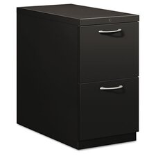 Mobile 2-Drawer Flagship File/File Pedestal