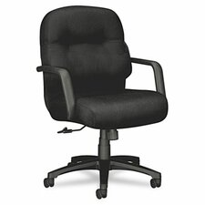 <strong>HON</strong> Mid-Back Swivel / Tilt Office Chair with Arms