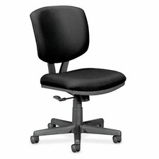 Mid-Back Polyester Task Chair