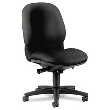 High-Back Pneumatic Swivel Office Chair