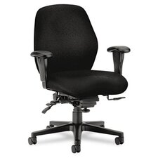 <strong>HON</strong> Mid-Back Task Chair with Arms