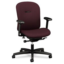 Mirus Series Low-Back Synchro-Tilt Chair