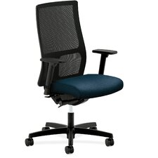 <strong>HON</strong> Ignition Work Mid-Back Pneumatic Synchro-tilt Office Chair