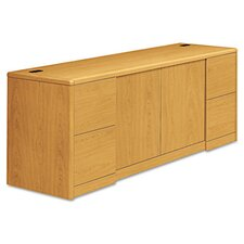 10700 Series Credenza with Doors