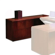 92000 Series Left Lateral Credenza