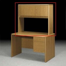 "10700 Series 37.13"" H x 44.63"" W Desk Hutch"