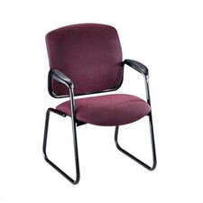 4600 Series Sled-Base Guest Chair with Arms