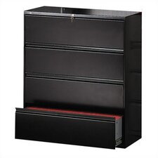 800 Series 4-Drawer  File