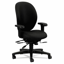 <strong>HON</strong> High-Performance High-Back Executive Chair