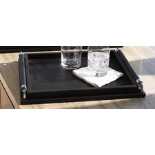 <strong>Global Views</strong> Small Wrapped Handle Tray