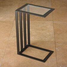 Canteliever End Table