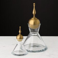 Finial Decanter