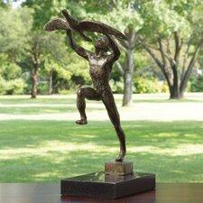 Taking Flight Verdi Sculpture