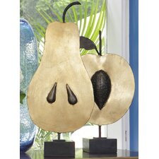 What a Pear Sculpture