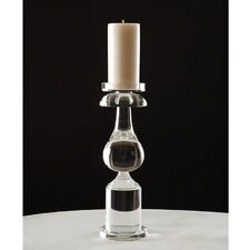 Classic Crystal Candlestick