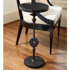 <strong>Global Views</strong> Artisan Peg End Table