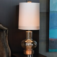 "Inner Light 47"" H Table Lamp with Empire Shade"