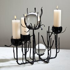 Thistle Candle Holder