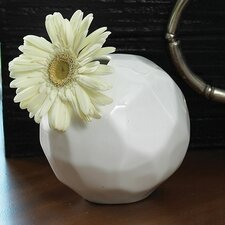 <strong>Global Views</strong> Snowball Bud Vase