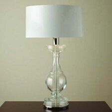 <strong>Global Views</strong> Glass Balustrade 1 Light Table Lamp