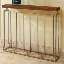 Pinned Key Console Table