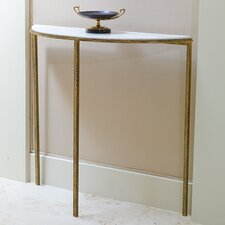 <strong>Global Views</strong> Hammered Console Table