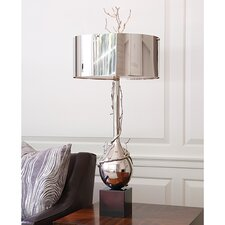 "Twig 40"" H Table Lamp with Drum Shade"