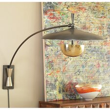 Flying 2 Light Wall Sconce