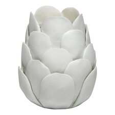 Artichoke Ceramic Tealight Candle Holder