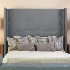 <strong>Global Views</strong> Faux Bois Headboard