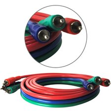 6 ft. RGB Component Video Cable