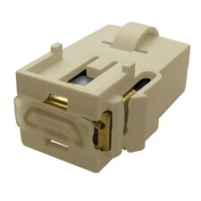 HDMI Keystone Female to Female Coupler