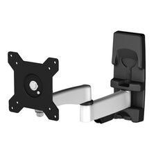 "Titan Ultra-Slim Full-Motion Tilt/Swivel Wall Mount for 26"" LCD / LED"