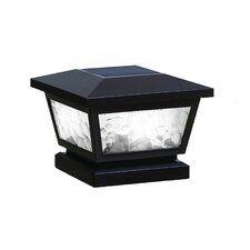 Fairmont Solar Post Lantern Head