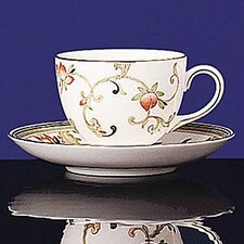 <strong>Wedgwood</strong> Oberon Leigh Accent Teacup