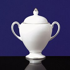 <strong>Wedgwood</strong> St. Moritz Sugar Bowl with Lid