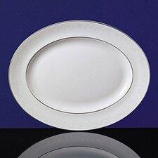 St. Moritz Oval Platter