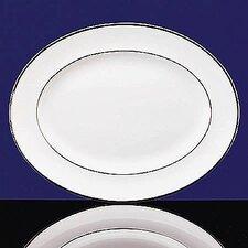 Sterling Oval Platter