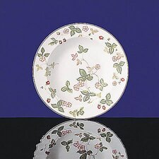 "Wild Strawberry 8"" Rim Soup Plate"