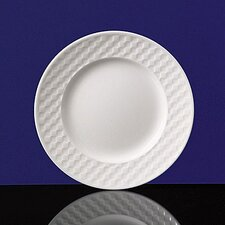 "<strong>Wedgwood</strong> Night & Day 6"" Checkerboard Bread and Butter Plate"