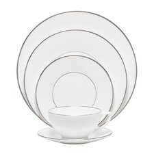 Platinum 5 Piece Place Setting