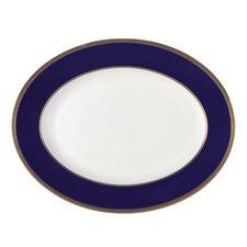"""Renaissance Gold 11"""" Oval Platter"""