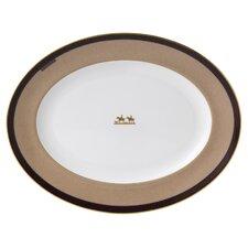 "Equestria 11"" Oval Platter"