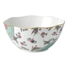 "Butterfly Bloom 10"" Round Serving Bowl"