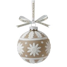 Neoclassical Ball Ornament