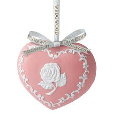 BreastCancer.org Heart Ornament